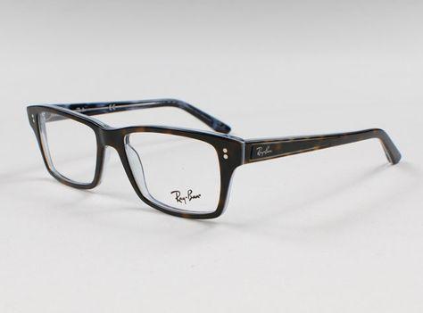 Ray Ban Brille RX 5225 5023 52 braun online Brillen kaufen