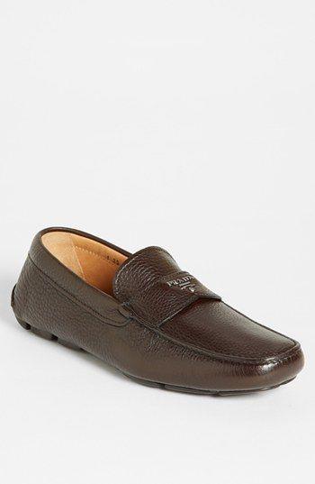 499b9abbcaf Prada Driving Shoe (Men)