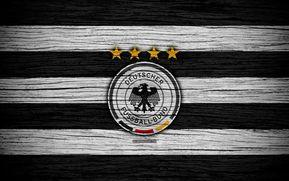 Telecharger Fonds D Ecran 4k Allemagne De L Equipe Nationale De Football Le Logo L Europe Le Football La Texture De Bois De Soccer De L Allemagne Europe Equipe Nationale Football Allemagne