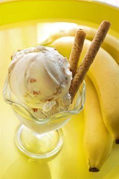 Картинки по запросу Домашнее банановое мороженое фото