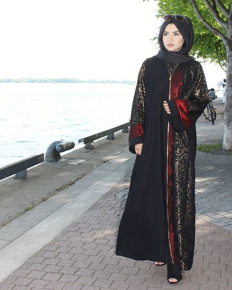 Beautiful abaya from ♥