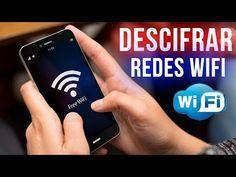 Como Conectarse A Cualquier Red Wifi Sin Saber La Contraseña Como Conectarse A Una Red Wifi Yout Claves Wifi Como Descifrar Claves Wifi Trucos Para Whatsapp