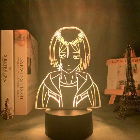 Haikyuu (16 Color Change) - LED Light Display - 7