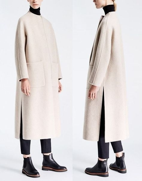 Max Mara autumn / winter coat collection 2017/18. Photos and prices - Agustina Brina - - Коллекция пальто Max Mara осень–зима 2017/18. Фото и цены Max Mara Mara Cashmere 2017 fashionable coat - #Style #Woman #Fashion #Clothing