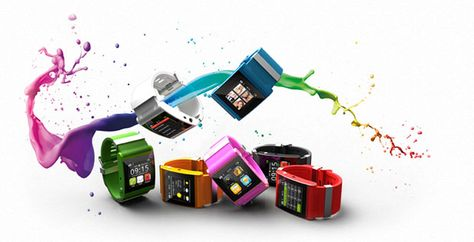 Style goes social with these smart watches, which can be connected to your smart phone. Now, staying connected on the go has never been easier.