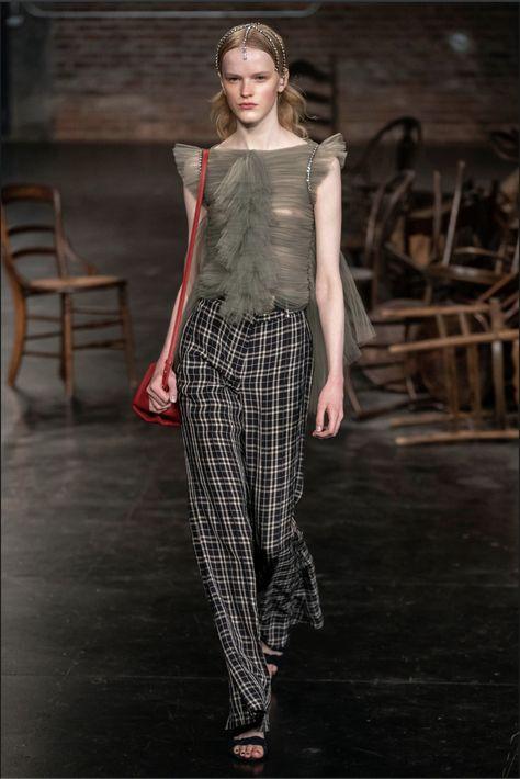 Khaite Spring 2020 Ready-to-Wear - New York Fashion Week