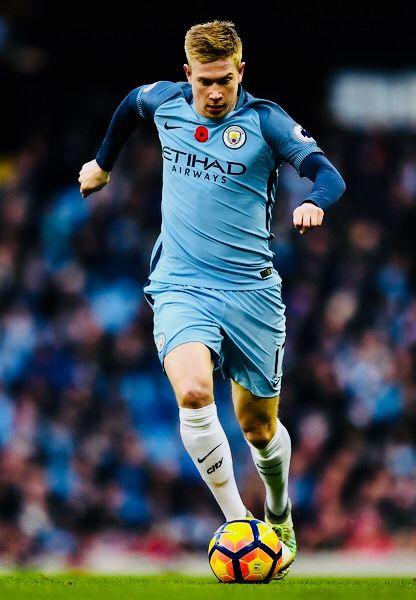 Pot 1 Kevin De Bruyne Manchester City Belgium