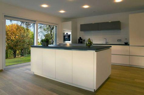 311 best Küchen images on Pinterest Kitchen modern, Kitchen - küchen ohne elektrogeräte