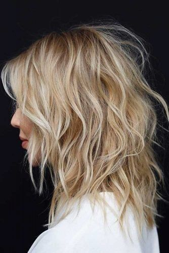 Haarfuhrer Fur Frauen Atemberaubende Mittlere Frisuren Fur Dickes