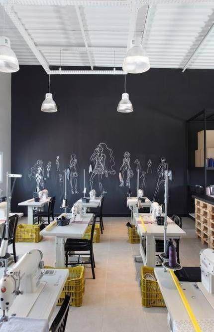 25 Ideas Fashion Design Studio Showroom Design Studio Office Design Studio Workspace Fashion Designer Studio