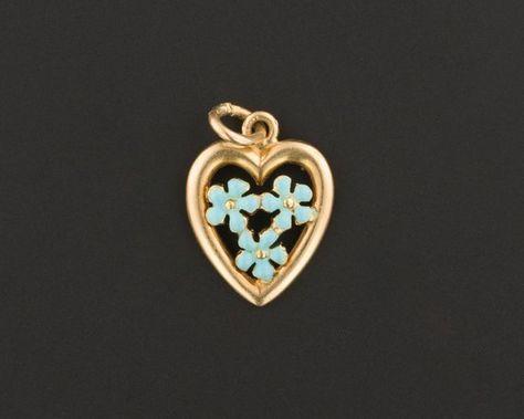 29 mm 14K Yellow Gold Ax Pendant Jewels Obsession Ax Charm Pendant