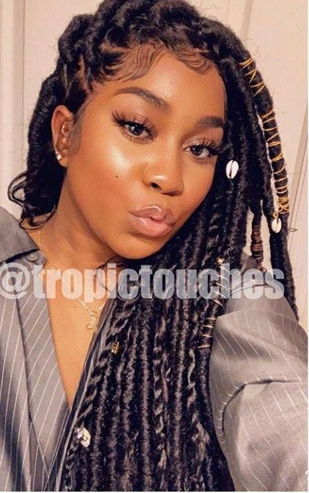 Hair Care Best Hair Mousse For Natural Hair Hairstyles For Girls Naturalhaircare Faux Locs Hairstyles Braided Hairstyles Natural Hair Styles