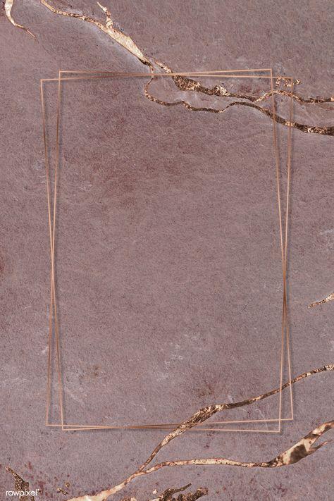 Reddish brown marble textured background illustration | premium image by rawpixel.com / Chim
