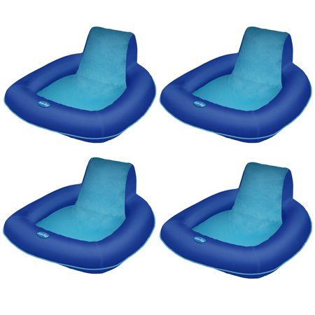 Toys Pool Lounge Chairs Pool Lounge Blue Lounge Chair