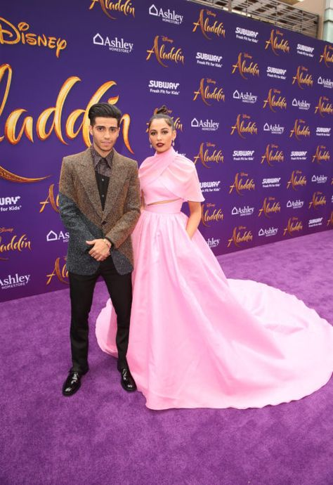 Aladdin Hollywood Red Carpet Premiere Pictures - WHOA!