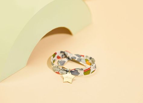 Match mummy with her minis, wear as friendship bracelets or simply add a touch of colour to your style with a range of feminine floral prints. #kidsbracelet