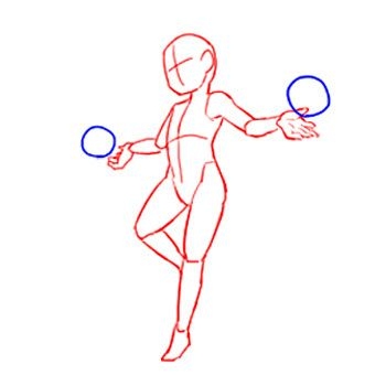 "Captivating Drawing On Creativity Ideas - Drawing Tutorial Spherical unit The effects of unit illustrations are captured in ""vector"", "" - Drawing Techniques, Drawing Tips, Drawing Sketches, Art Drawings, Magic Drawing, Drawing Ideas, Anime Poses Reference, Hand Reference, Drawing Base"