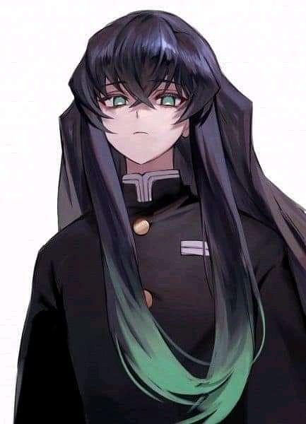 Kimetsu No Gakuen Cold Muichiro X Reader In 2021 Slayer Demon Anime Demon