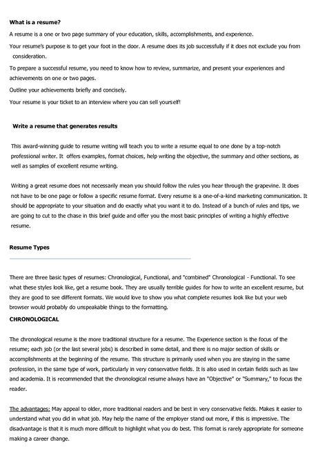 resume sample examples education free Home Design Idea Pinterest