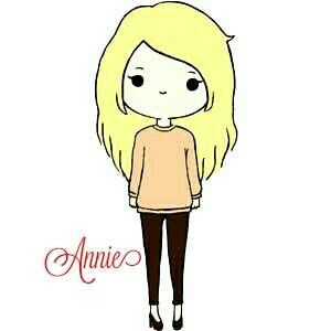Pin By Annie On Annie With Images Cute Cartoon Girl Chibi