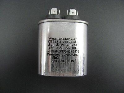 Coleman Mach 1499 5461 Air Conditioner Motor Capacitor 7 5 Mfd Air Conditioner Replacement Coleman Air Conditioner Conditioner