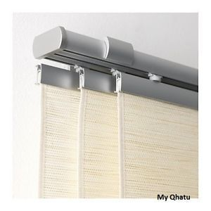 Ikea Kvartal Curtain Track Triple 55 Ceiling Light 800 793 63 New