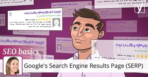 Elements of Google Search Engine Results Page • SEO for beginners • Yoast