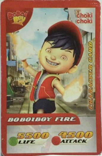 Aplikasi Choki Choki Boboiboy : aplikasi, choki, boboiboy, Choki-choki, Kartu, Boboiboy, Games,, Cards,, Galaxy
