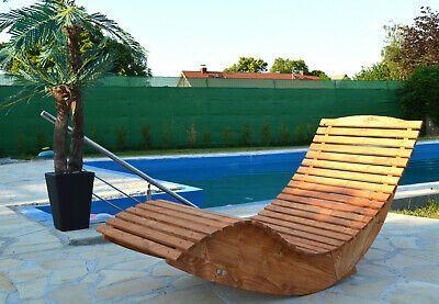 Hilmo Holzliege Sonnenliege Schwungliege Saunaliege Gartenliege Modell Miami Ebay In 2020 Sonnenliege Gartenliege Holzliege