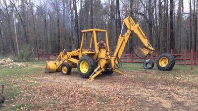 Case 480b Tractor Loader Backhoe Service Manual Instant Download