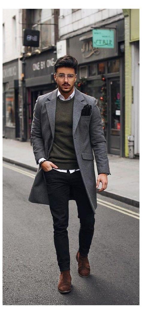 Men's classical. Autumn collection #trendy #mens #fashion #casual #trendymensfashioncasual Men's fashion. Men's style.