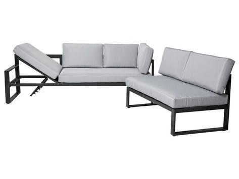 Florabest Aluminium Loungeset Online Kopen Lidl Sofa Kussens Koffietafel Loveseat