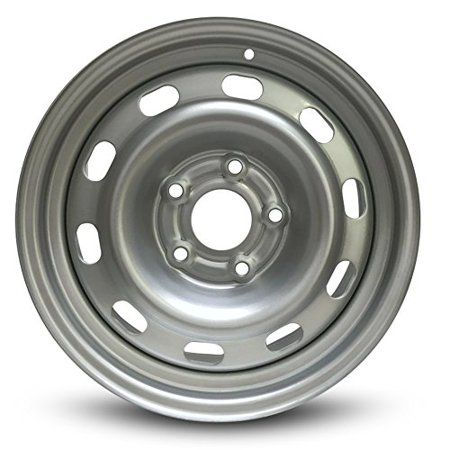 Road Ready 17 Steel Wheel Rim 04 12 Dodge Ram 1500 5 Lug 5 50 Silver Walmart Com In 2020 Dodge Ram 1500 Wheel Rims Ram 1500