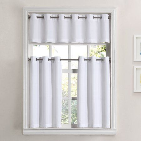 Home Kitchen Curtains Valance