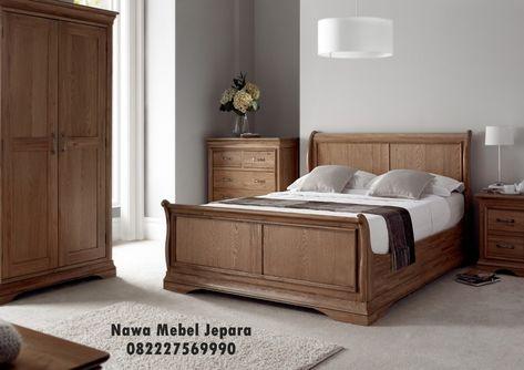 Model Tempat Tidur Pengantin Ranjang Pengantin Satu Set