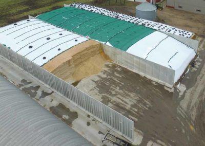 Bunker Walls Hanson Silo Company In 2020 Silos Precast Concrete Cement Walls