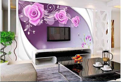 3d Wallpaper For Living Room Interior Design 2019 4 Best 3d