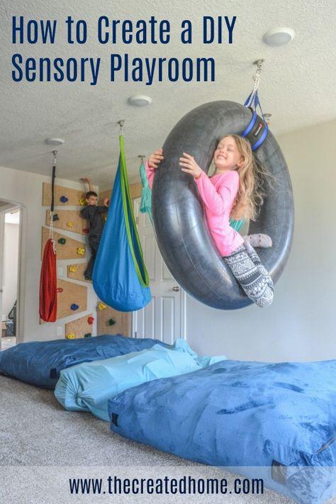 Indoor Playroom, Modern Playroom, Playroom Design, Kids Basement, Kids Gym, Cool Kids Rooms, Sensory Rooms, Playroom Storage, Playroom Furniture
