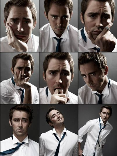 Lee Pace = Ned the Pie Maker, Thranduil, and Ronan the Accuser = Absurdly awesome.