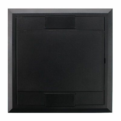 Ebay Sponsored Afc Afm50 Raised Floor Box Intelligent Series Access Floor Module Black In 2020 Floor Boxes Flooring Computer Room