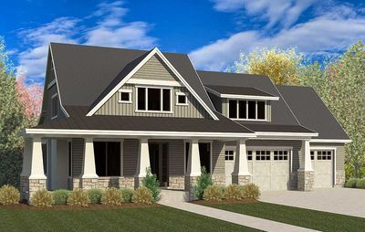 Plan 290075iy Craftsman House Plan With 3 Car Garage And Master On Main In 2021 Craftsman Style House Plans Craftsman House Plan Craftsman House