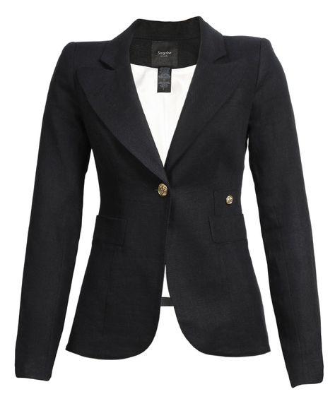 Kate Middleton's Smythe blazer...a classic!