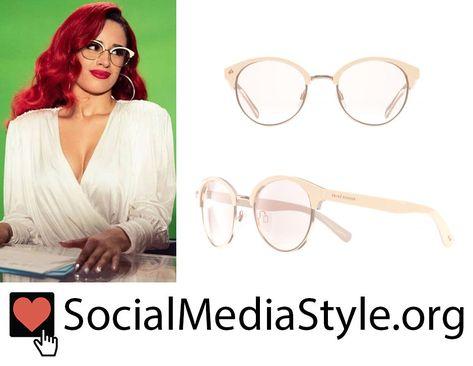 Buy La Flaca (Camila Cabello)'s glasses from the Liar music video here! #CamilaCabello #laflaca #liar #liarvideo #liarmusicvideo #glasses #eyeglasses #readingglasses #bluelightblocking #bluelightblockers #antibluelight