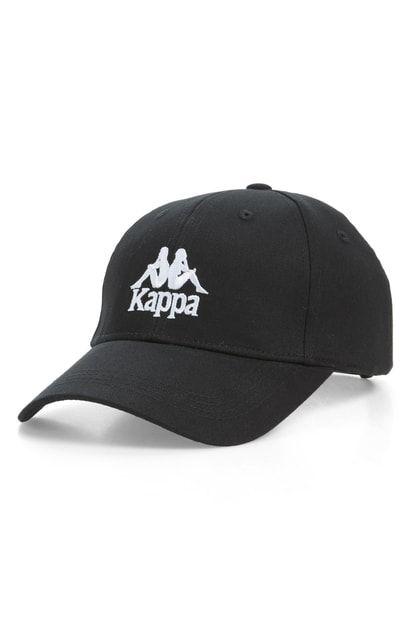 Nationwide sciatto Colpa  Kappa Active Authentic Baseball Cap - Black In Black-white | ModeSens |  Baseball cap, Kappa, Cap