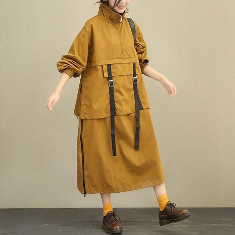 Winter Fashion Stand Collar Casual Thick Coat