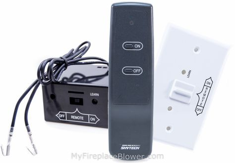 Skytech 1001 A Fireplace Remote Control Remote Plates On Wall