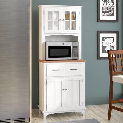 Halstead 72 Kitchen Pantry Modern Kitchen Cabinets Tall Kitchen Cabinets Kitchen Pantry Cabinets