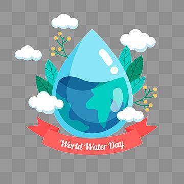 World Water Day Green Creative Water Drop World Water Resource Green Png Transparent Clipart Image And Psd File For Free Download Di 2021 Karya Seni Desain Vektor Png Gambar