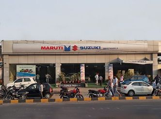 Maruti Suzuki Arena Car Dealers In Sahadatganj Faizabad Dream Cars Maruti Suzuki Cars Car Dealer