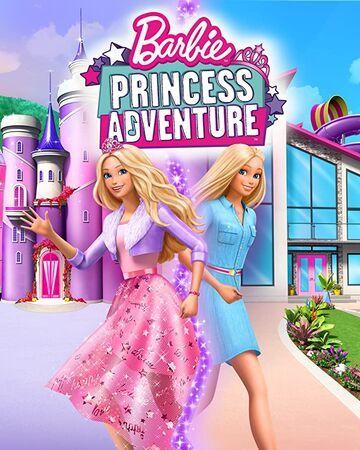 Barbie Princess Adventures Peliculas De Barbie Peliculas De Princesas Barbie